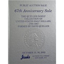 Two Important Sales of U.S. Half Dollars