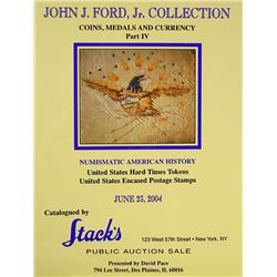 John J. Ford Collection, Part IV
