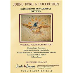 John J. Ford Collection, Part XXIV
