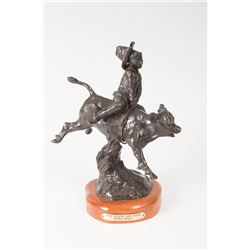 William Moyers, bronze