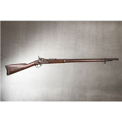 "Springfield Trap-Door Rifle. Model 1870, 32"" barrel"