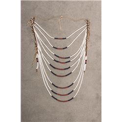 "Plateau Beaded Loop Necklace, 24"" long"