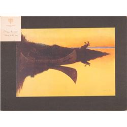 Frederic Remington, four prints