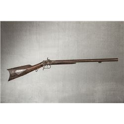 "Allen and Wheelock Percussion Rifle, 38 ½"" long"