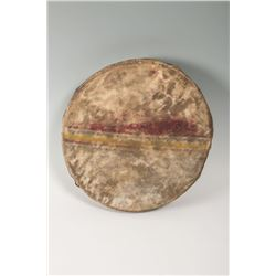 Northern Plains Painted Drum, 19 ½""