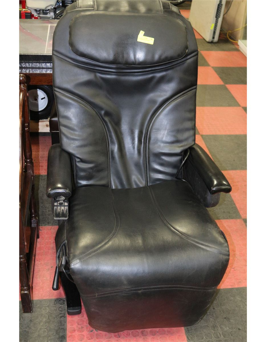 Electric massage chair kastner auctions - Massage chairs edmonton ...