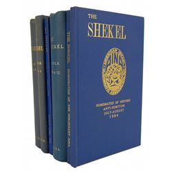 Special Hardbound Editions of the Shekel