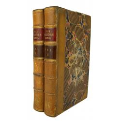 An Exceptionally Nice Set of the First Edition of Humphreys