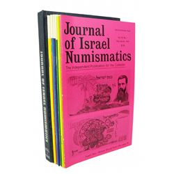 Journal of Israel Numismatics