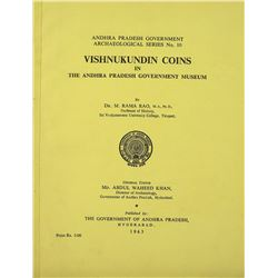 Andhra Pradesh Government Museum Numismatic Publications