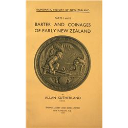 Sutherland's Rare Numismatic History of New Zealand