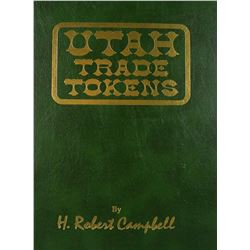 Utah Trade Tokens, Hardcover Edition