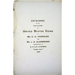 Scarce Chandlee & Glassmann Catalogue