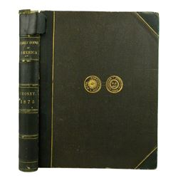 An Original 1875 Crosby in a Nova Constellatio Binding