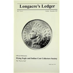 First Seven Volumes of Longacre's Ledger