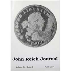 The First Twenty-Three Volumes of the John Reich Journal