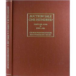 Deluxe Hardcover Kolbe Sale 100