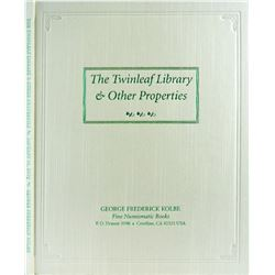 Deluxe Hardcover Twinleaf and Bassoli Libraries