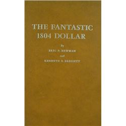 Charlie Wormser's Inscribed Copy of the Fantastic 1804 Dollar