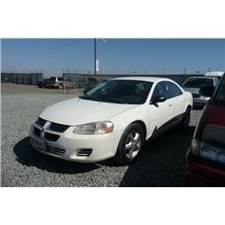 05 dodge stratus 4dr sedan t drive. Cars Review. Best American Auto & Cars Review