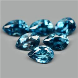 LOT OF 4.34 BLUE BRAZILIAN TOPAZ