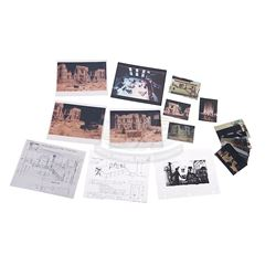 Back To The Future 2 - Unpublished ILM Miniature Effects Photographs - 18225