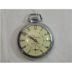 vintage ingraham pocketwatch