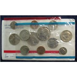 307. 1979 U.S. Mint Set Original as issued. Originally issued at the U.S. Mint for $8.00.