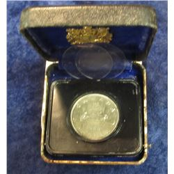 309. 1968 Canada Dollar in original Presentation Box.
