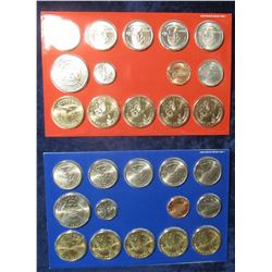 339. 2007 U.S. Mint Set. Original as issued. Issued by the U.S. Mint at $22.95 there is $13.82 face