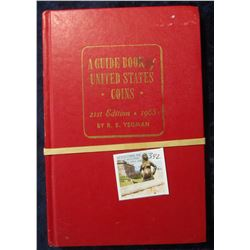"392. 1968 ""A Guide Book of United States Coins"" 21st Edition by R.S. Yeoman. VG condition."