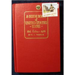 "720. ""A Guide Book of United States Coins"" 39th Edition. 1986. By R.S. Yeoman. Hardbound., excellent"
