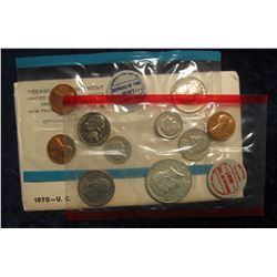 781. 1970 US Mint Set, Original as issued.