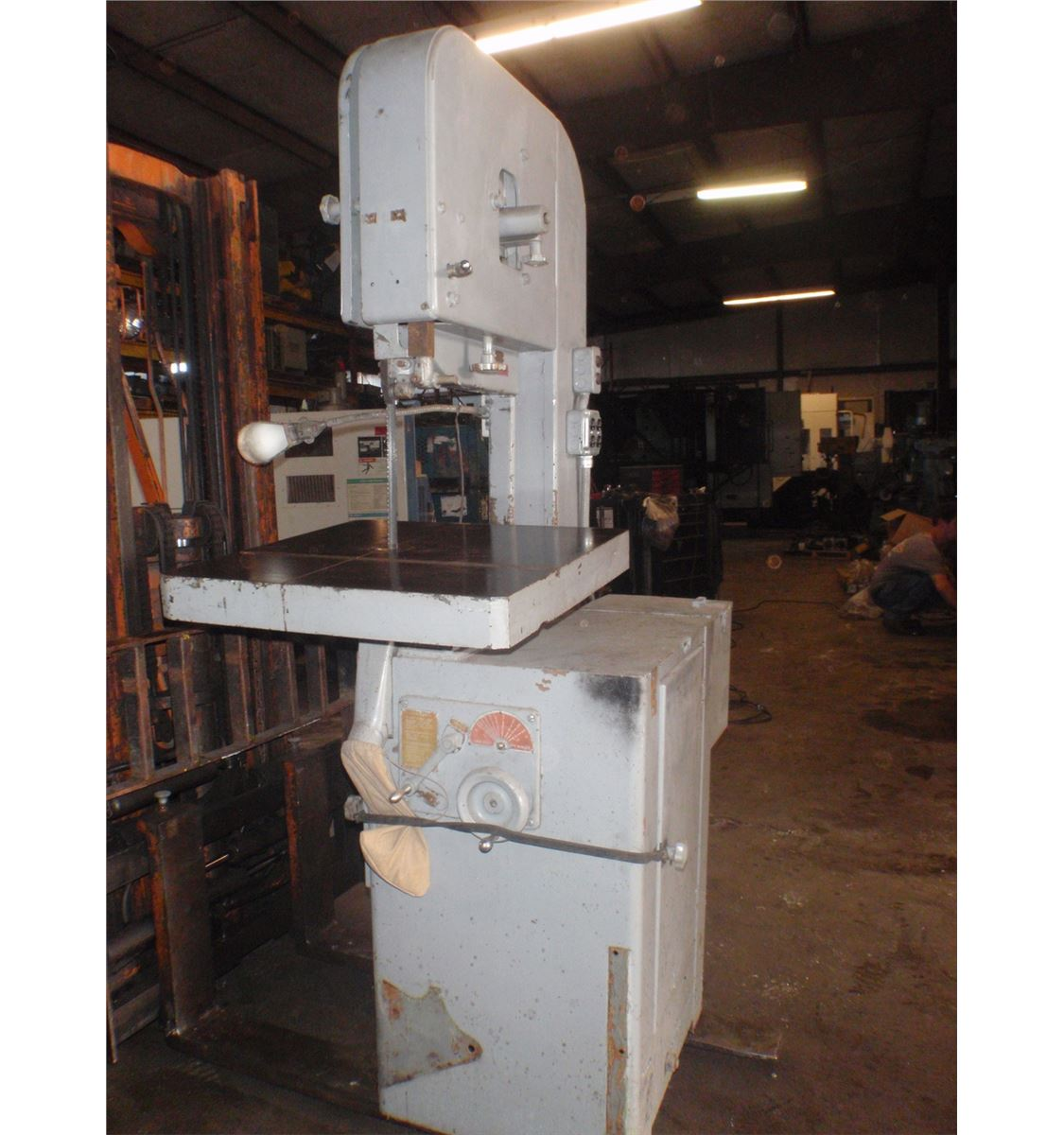 rockwell 28 200 bandsaw manual
