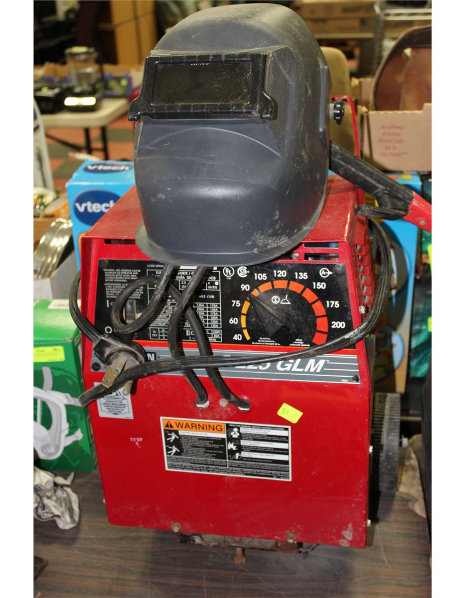 ac 225 lincoln welder. Image 1 : LINCOLN AC 225 GLM ARC WELDER Ac Lincoln Welder A