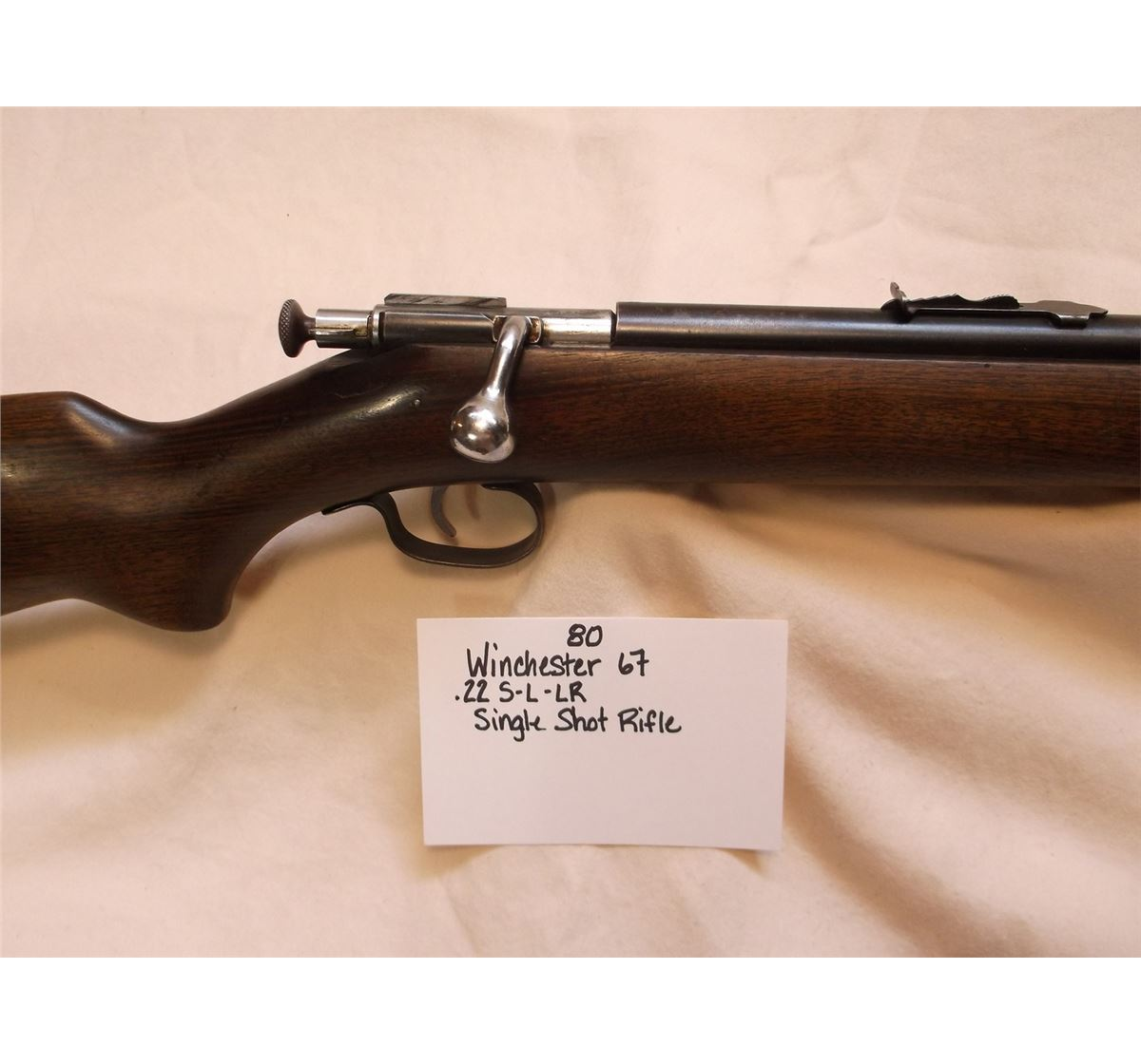 Winchester gun hookup by serial number