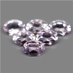LOT OF 6.22 CTS OF PINK BRAZILIAN AMETHYST