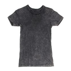 Lisbeth salander hero acid wash black t shirt with safety for The girl with the dragon tattoo t shirt
