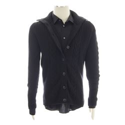 Martin vanger hero cardigan shirt from the girl with the for The girl with the dragon tattoo t shirt