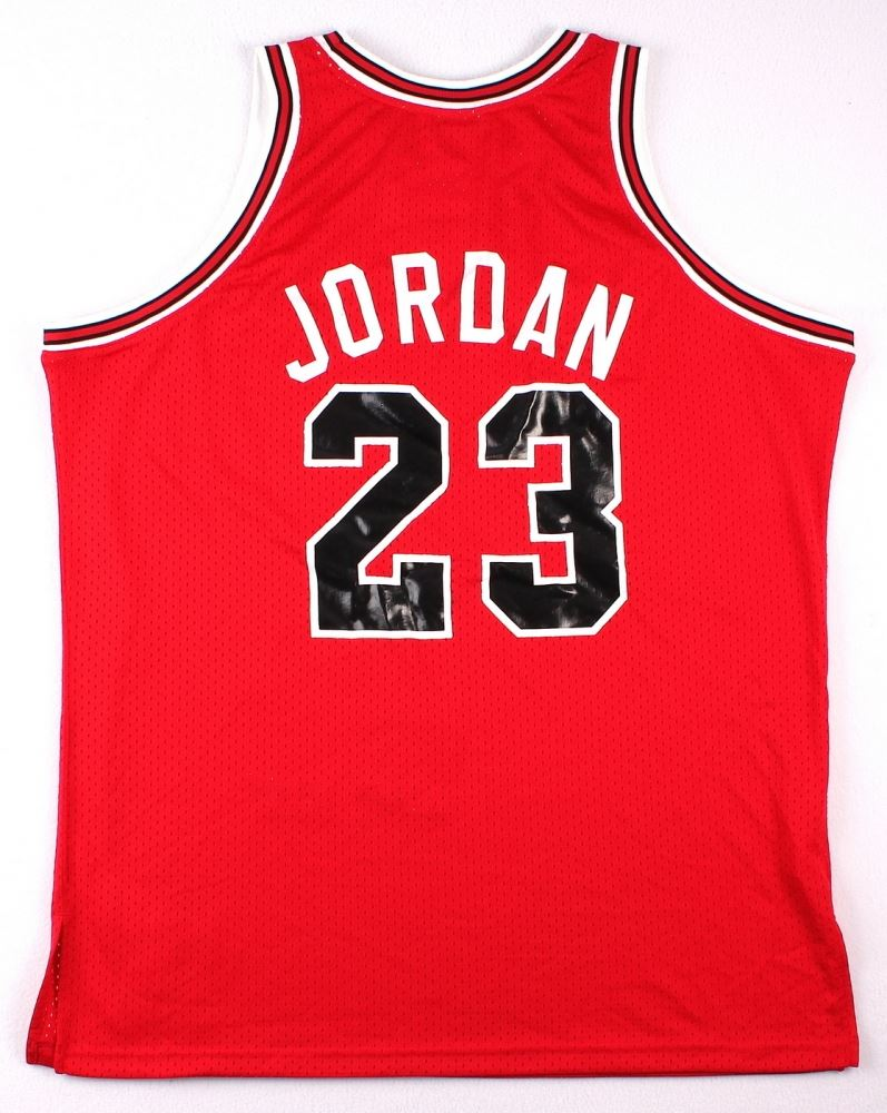 86d3c11d8de mens mitchell and ness chicago bulls 23 michael jordan swingman black  throwback  image 5 michael jordan signed le authentic mitchell ness 1984 85  rookie