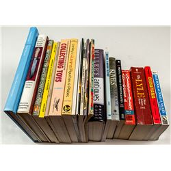 Miscellaneous Collectible Books