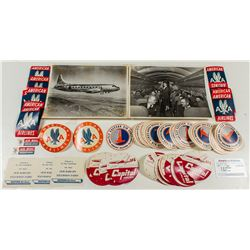American & Eastern Airlines Ephemera Group