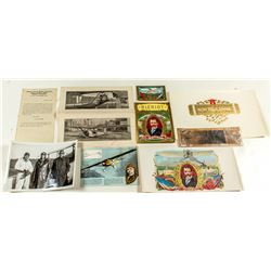 Early Aviation Ephemera Package