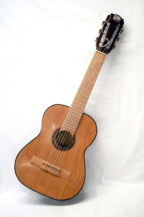 mexican gilb guitar. Black Bedroom Furniture Sets. Home Design Ideas