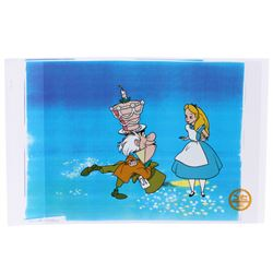 Alice In Wonderland by The Walt Disney Company Limited Edition Serigraph