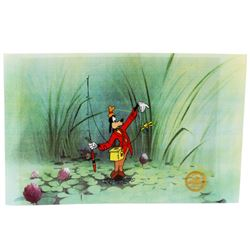 How To Fish by The Walt Disney Company Limited Edition Serigraph
