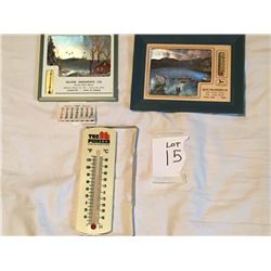 Vintage Thermometers