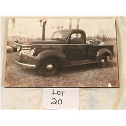 Picture of Chev Truck