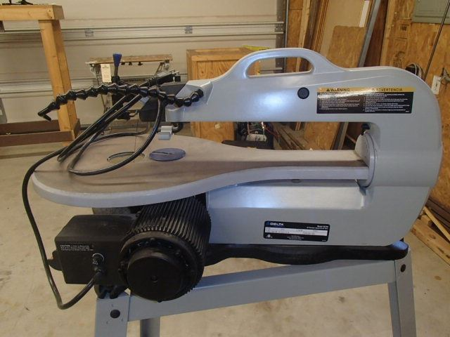 Delta Shopmaster Scroll Saw Delta Shopmaster 16&qu...