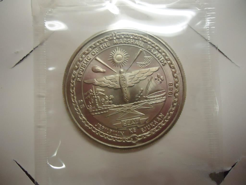 space shuttle discovery 5 dollar commemorative coin - photo #19